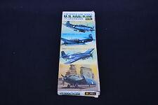 B018 Fujimi maquette avion 1/700 water lines series U.S naval plane WL 150