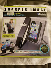 Sharper Image Cell Phone Charger for iPhone 4&5 and Samsung