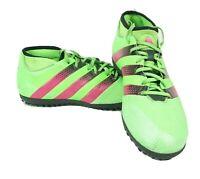 Adidas ACE Primemesh Soccer Football Turf Green/Pink/Black AQ2562 Sz 8.5 US Mens