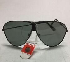 Tasco Glasses 1175Z Polarized Acrylic Lens, Black Metal Frames