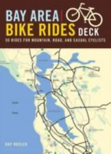 Bay Area Bike Rides Deck by Raymond Hosler (2008, Cards,Flash Cards)