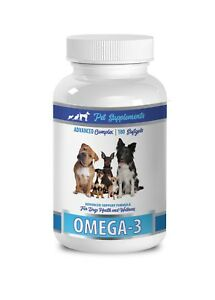 brain health for dogs - OMEGA 3 FOR DOGS - omega 3 for dogs liquid