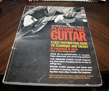 Playing the Guitar By Frederick M. Noad