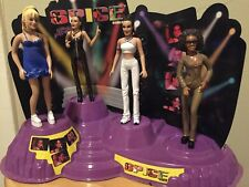SPICE GIRLS Super Stage with Bonus Limited Edition Sporty Figure