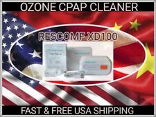 RESCOMF XD100 CPAP CLEANER-Like VirtuCLEAN & SoCLEAN2-Disinfector-Sanitizer -USA