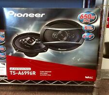 "Pioneer TSA6996R 650W 6 x 9"" TS-A Series 5-Way Car Speakers ( Pair ) Brand NEW"