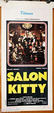 locandina originale SALON KITTY Tinto Brass Helmut Berger Ingrid Thulin 1975