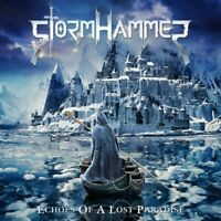 STORMHAMMER - ECHOES OF A LOST PARADISE  CD NEW!
