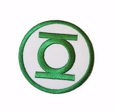 Green Lantern Logo Sew On/Iron On Superhero Patch Costume/Cosplay Justice League