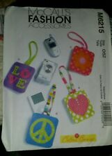 McCall's Fashion Accessories Cell Phone Mp3 Player Cases In 2 Sizes