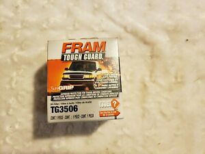 Engine Oil Filter-Tough Guard Fram TG3506