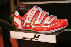 NEW Gaerne G.Altea Red Road Cycling Shoes. Size 42 sidi crono italian