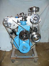 10036 1955-62 235 261 ALTERNATOR POWER STEERING AIR CONDITIONING BRACKET SET