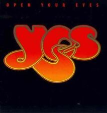 Yes Open Your Eyes CD Eagcd013