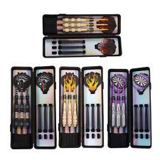 Perfeclan 12X Brass Barrels Soft Tip Darts Electronic Darts & Dart Case