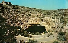 New Mexico NM Carlsbad Caverns National Park Natural Park Postcard