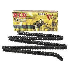 D.I.D DID 530 Pro Street X-Ring VX Series Natural Chain 150 LINKS 530VXX150ZB