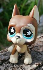Littlest Pet Shop LPS chien dogue argentin #817