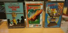 """Amstrad game """""""" LOT OF 3 """""""" working condition"""