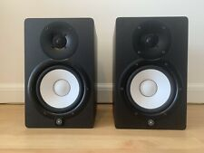 2 Yamaha HS7 speakers Used but in great condition with original boxes and cables