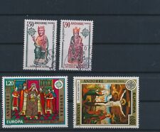 LN84675 Andorra Europa Cept religious art fine lot used
