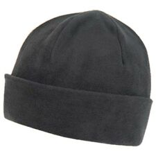 NUOVO Black Fleece Guarda Cap Beanie, Docker, Low Profile Cappello Invernale