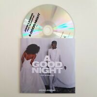 "JOHN LEGEND : ""A GOOD NIGHT"" ♦  X-RARE FRENCH Promo CD Single ♦"