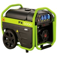 Pramac Gruppo elettrogeno 3,6Kw 220V generatore portatile con scheda AVR PX5000