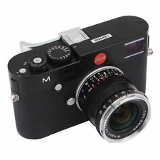 Camera Metal Thumbs Up Grip Hand Grip Designed for Leica M M-D MD Typ262 Silver