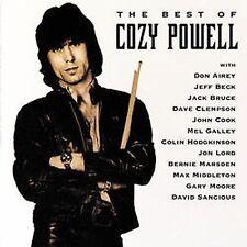 The Best of Cozy Powell by Cozy Powell (CD, Jul-1997, PolyGram)