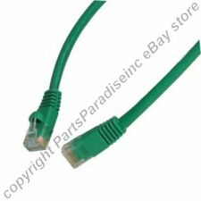 Lot160 2ft RJ45 Cat5e Ethernet Cable/Cord/Wire {GREEN {F