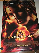 Hunger Games Orig. Poster #0339 / Jennifer Lawrence / 24 x 36 / New condition