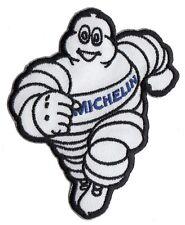 Bibendum Michelin embroidered patch