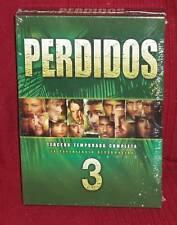 PERDIDOS-LOST-3º TEMPORADA COMPLETA-7 DVD-PRECINTADO-NUEVA-NEW-SEALED-DRAMA