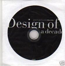(495U) Janet Jackson, Design Of A Decade 86-96 -1995 CD