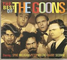THE BEST OF THE GOONS 2 CD BOX SET COMEDY walking backwards for Christmas +more