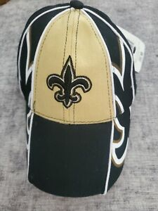New Orleans Saints Toddler unisex all over print Hat NEW Reebok
