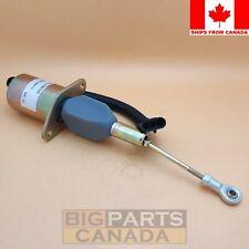Fuel Shutoff Solenoid RE53559 for John Deere 2054 2056 2058 2064 Combine