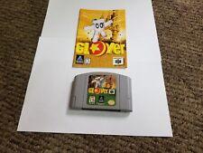 Glover (Nintendo 64, 1998) N64