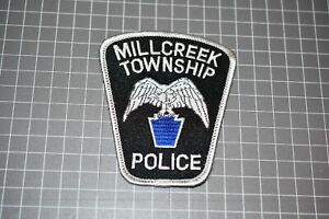 Millcreek Township Pennsylvania Police Patch (US-Pol)