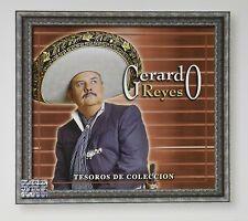 Gerardo Reyes Tesoros De Coleccion 3CDS Nuevo Sellado
