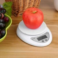 LCD Digital Kitchen Scale Electronic Weight Diet Food Tool Best Kitchen W2S1
