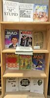 MAD Magazine Lot of 68 different issues 1990-2001