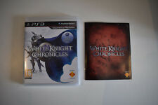 white knight chronicles ps3 ps 3 playstation 3 comme neuf