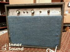 Vintage Sears Silvertone Amplifier Model Number 1481 - Pro Serviced/Tested