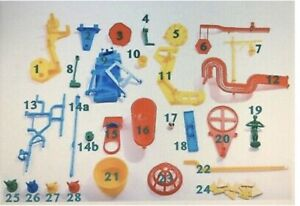 MOUSE TRAP Game Parts You Pick Replacement Pieces You Need Milton Bradley 2005