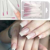 100X Fiber Nails Fiberglass for Nail Extension Acrylic Tips Manicure Salon fgj