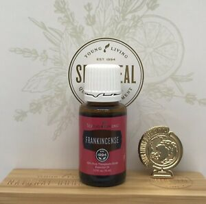 Young Living Frankincense Essential Oil 15 Ml