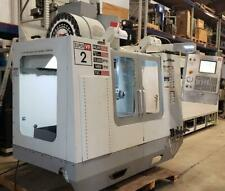 2005 Haas Vf 2ss Vertical Machining Center 30 Hp Thru Spindle Coolant