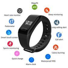 Smart Bracelet Sport Fitness Pedometer Sleep Calorie Bluetooth race